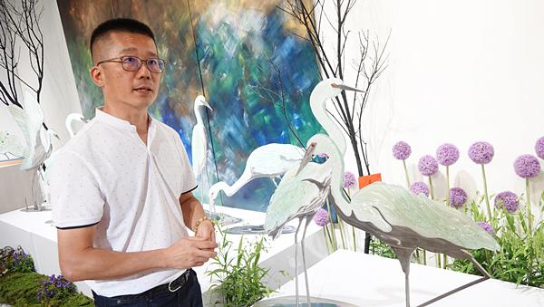 彰化生活美學館琉璃創作展 林芳仕「掬光焙影」為生活上色 2.png