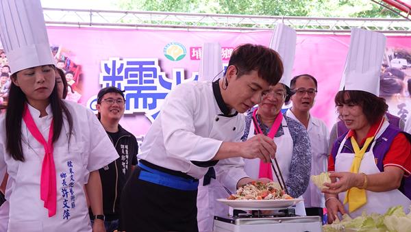 彰化埔鹽鄉糯米文化藝術節 陳隨意總舖師上菜啦2.png