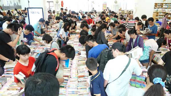 彰化市立圖書館好書交享閱 好書交換一起愛書愛地球1.png