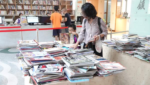 彰化縣立圖書館過期雜誌暨文化局出版品販售 相約一同來挖寶3.png