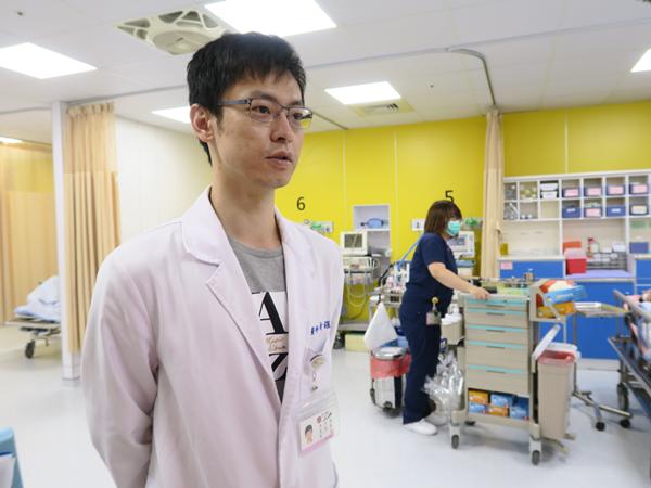 室內中暑體溫飆高險喪命 彰化醫院醫師籲把握關鍵一小時降溫1.png