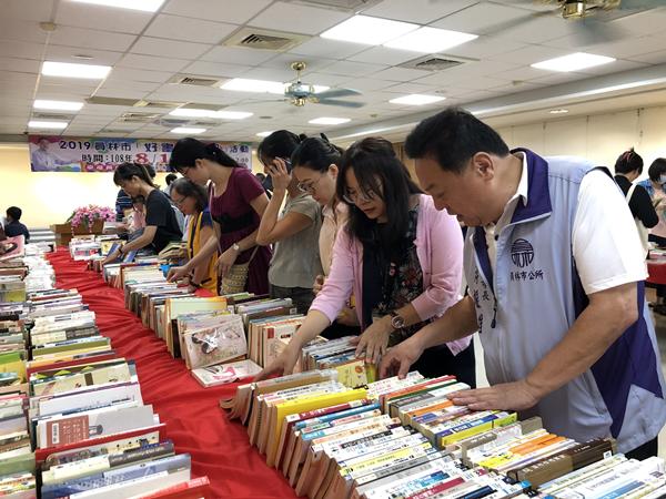 2019員林市立圖書館好書交換日 好書分享有緣人重溫閱讀美好1.png