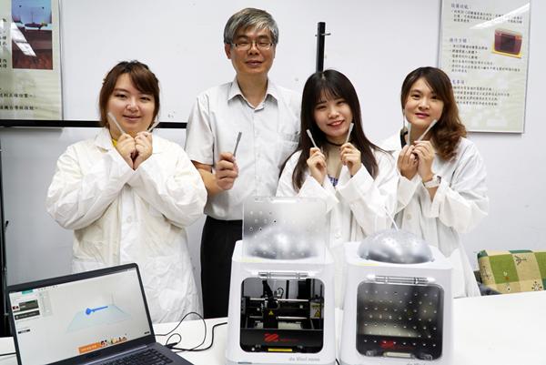 大葉大學攜手秀傳醫院產學合作 研發3D列印脊椎融合器造福病患2.png