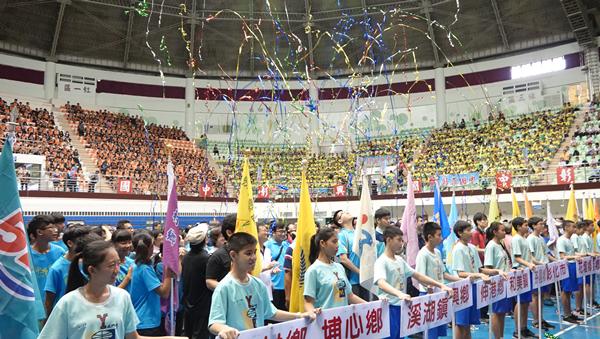 彰化縣108年縣民運動大會開幕 選拔全運會代表參賽選手1.png
