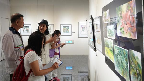 林世輝水彩創作展在彰化生活美學館 欣賞彩筆下的鄉土情懷2.png