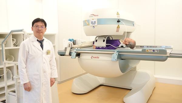 彰化秀傳引進動態負重磁振造影檢查儀 有效找出腰痠背痛病灶1.png
