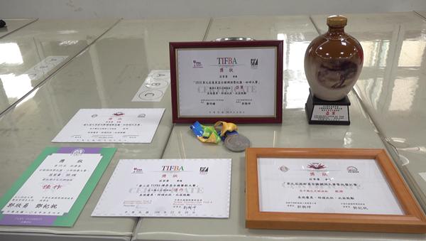 建國科大生獲蓬萊盃調酒暨托盤賽亞軍 莊家豪「猛毒」造型出賽奪牌4.png