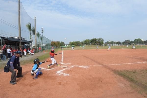 田中高中景崧文化教育園區 棒壘球場及安全維護設施啟用1.JPG