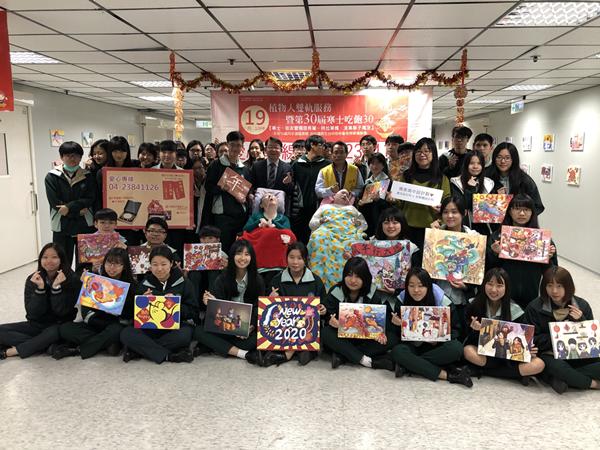 僑泰高中學生以愛為名 植物人安養院化身微型藝廊2.png