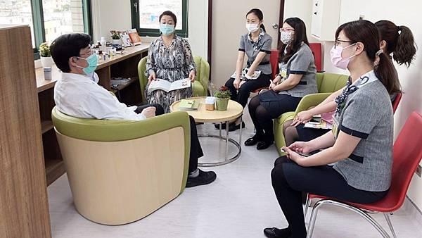 彰化秀傳全新五星級化療室 打造癌友安心治療舒適圈2.jpg