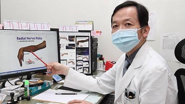 手腕不舉非中風 員榮醫療中西合併治「蜜月麻痺」1.jpg