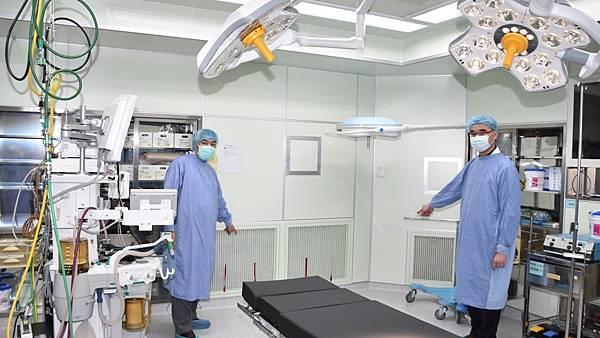 彰基「正/負壓手術室」 未來防疫超前佈署1.jpg