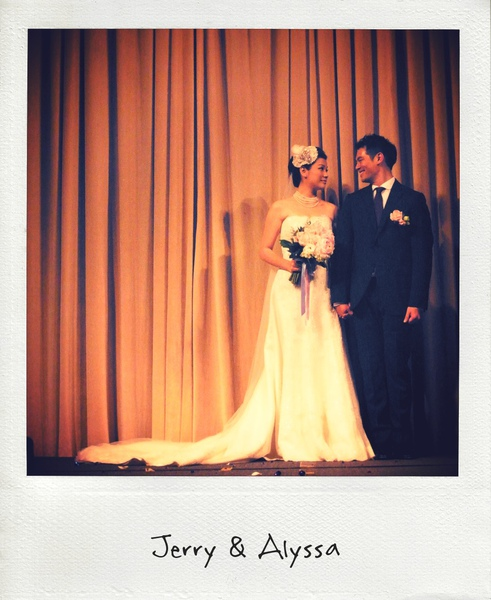 Jerry & Alyssa