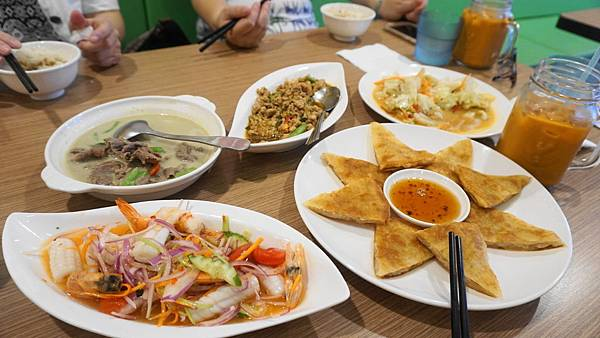 泰老饕泰式小館