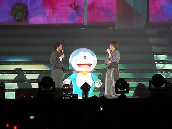 Dan Beam與哆啦A夢