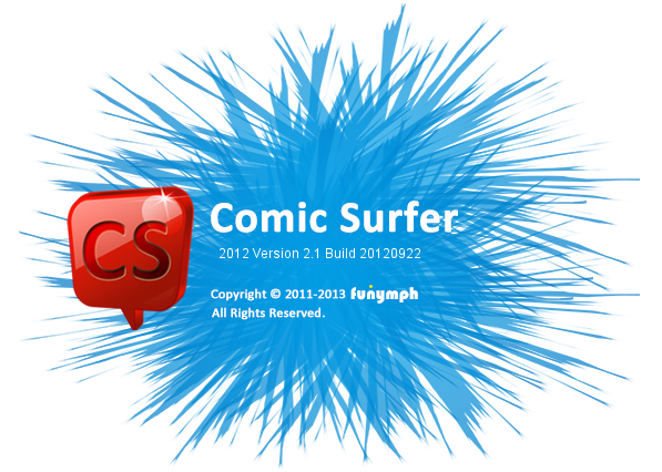 Comic Surfer 2.1 M1