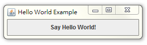 HelloWorldWindow