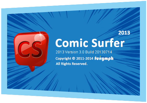 Comic Surfer 3.0 M1