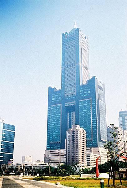 光榮碼頭-85大樓