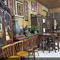鹿港中山路上的復古咖啡店