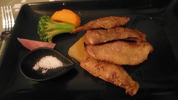 主菜*嫩煎豚排