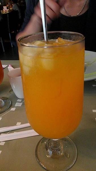 飲料*蜜瓜芒果汁