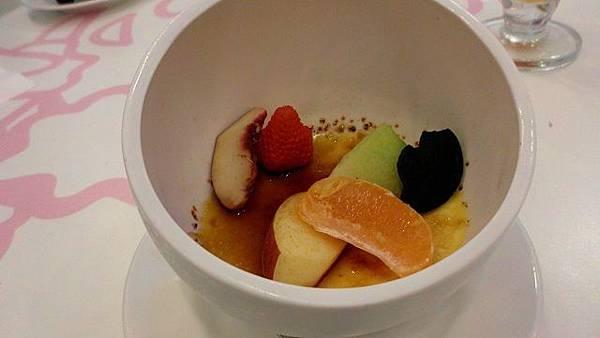水果焦糖布蕾