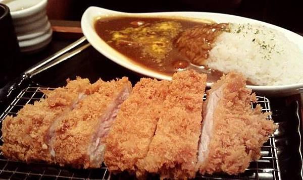 品田*沙朗豬肉咖哩