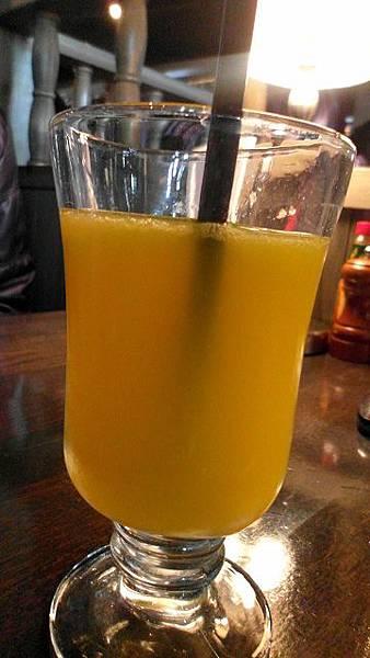 佐佐義*纖果柳橙汁