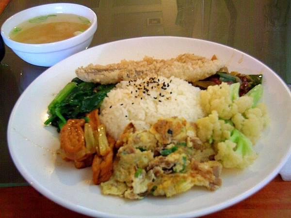 常春藤 * 魚排飯