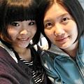 與高中好友宜嬪久違的相聚^^