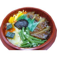 日本五目釜飯便當