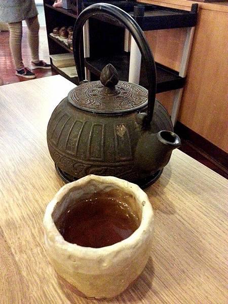 斑鳩的窩*熱麥茶