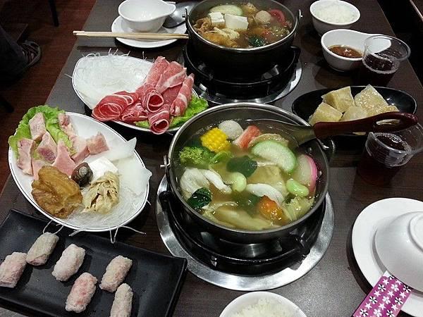 小福神*滿滿的菜