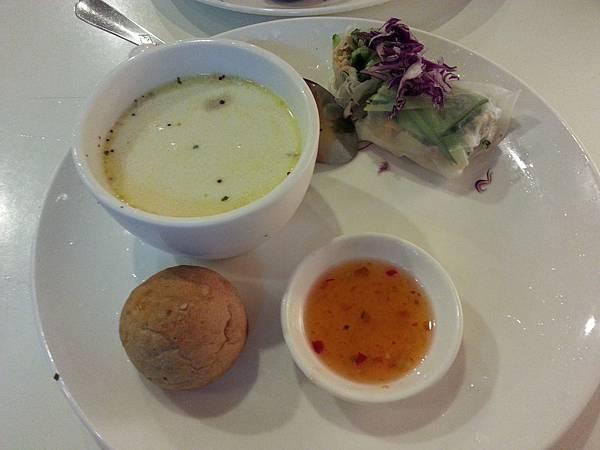 多麼義大利麵*沙拉濃湯
