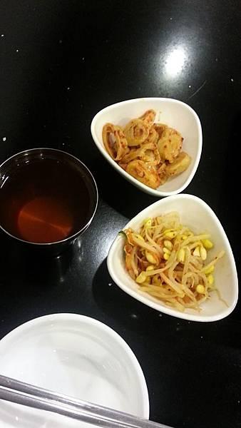 木瑾花韓式料理*免費小菜