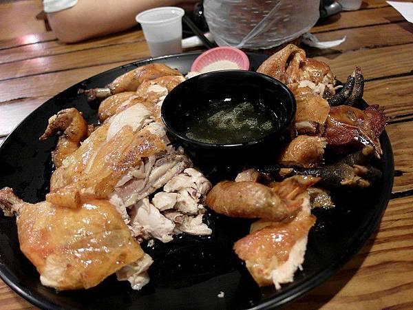 山寨雞*安平甕缸雞