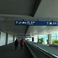 大約韓國時間9點50到仁川機場囉