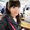 仁川機場自拍