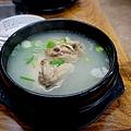 第二天午餐:人參雞湯+長壽麵