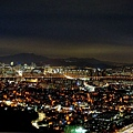 首爾塔夜景好美