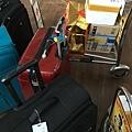 我跟大寶貝的行李