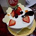 85度C的6吋蛋糕