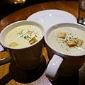 黑浮咖啡*濃湯