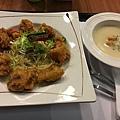 小麥先生文平館*唐揚雞燉飯