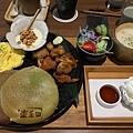 樂禾田*抹茶圓鬆餅&唐揚雞