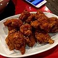 博多拉麵*特製日式雞塊