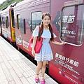 全台灣最靠近海邊的車站