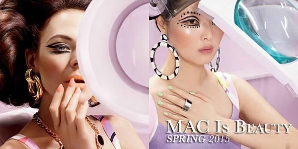MAC is beauty