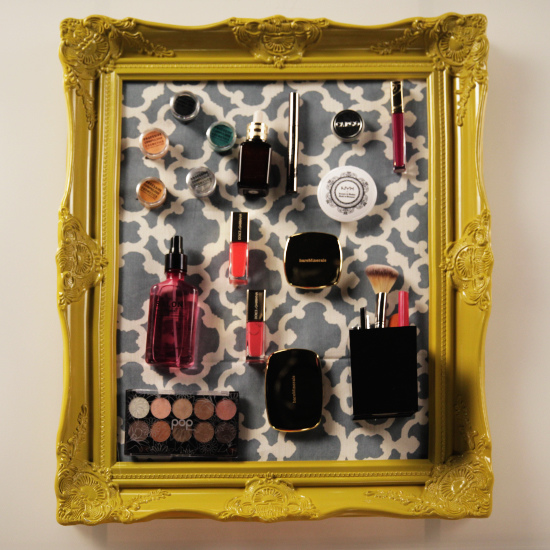Magnetic-Makeup-Board-Organizer
